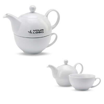Set tè teiera e tazza  TEA TIME