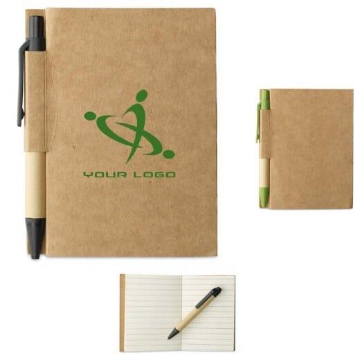 Quaderno in cartone riciclato  CARTOPAD