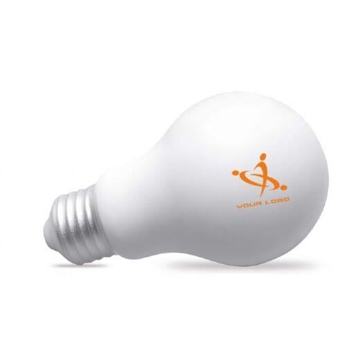 Antistress 'lampadina' in PU LIGHT