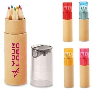 Set 6 matite colorate  PETIT LAMBUT