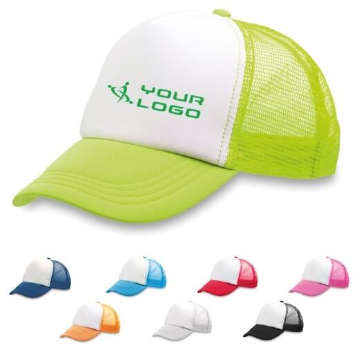 Cappellini da camionista  TRUCKER CAP