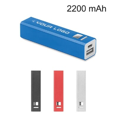 Power bank POWERALU