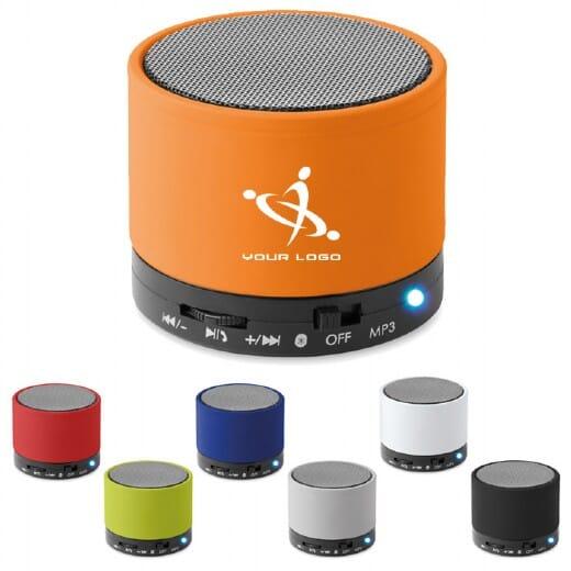 Speaker bluetooth ROUND BASS