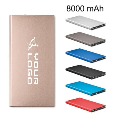 Powerbank POWERFLAT8