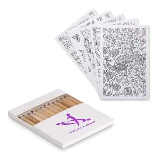 Set per Disegnare PAINT&RELAX
