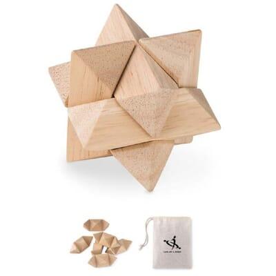 Puzzle in legno  STARNATS