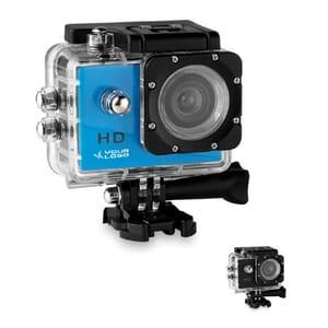 Sport camera in custodia waterproof CLICK IT
