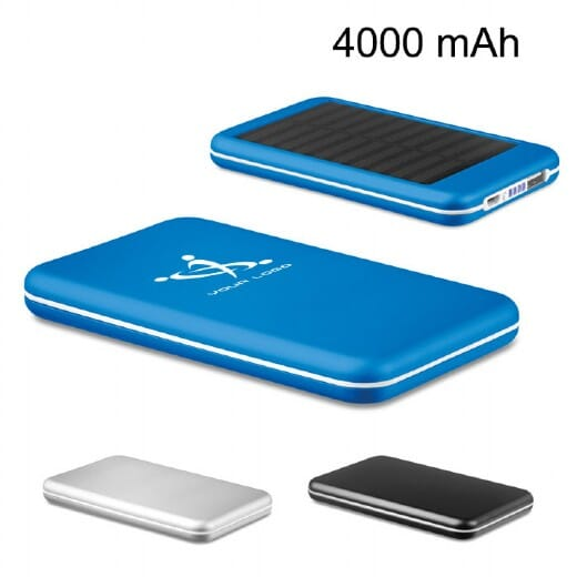 Power bank solare SOLARFLAT