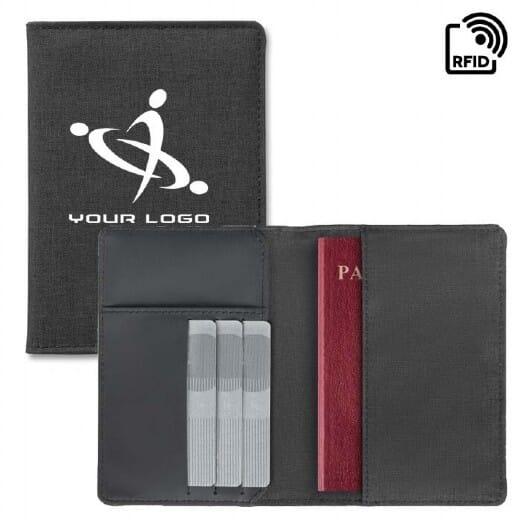 Porta passaporto RFID SHIELDOC