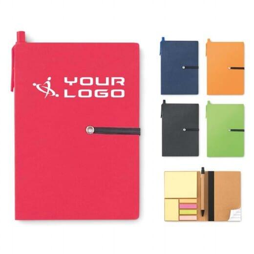 Notebook in carta riciclata  RECONOTE