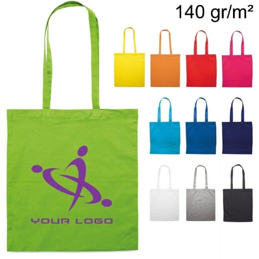 Shopper colorata COTTONEL COLOUR+