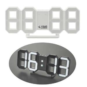 Sveglia a LED con adattatore COUNTDOWN