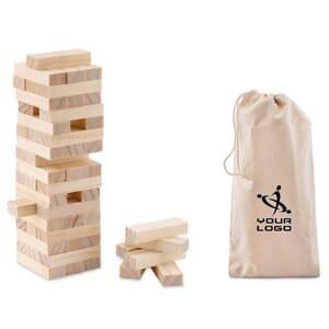 Gioco di abilità in legno PISA