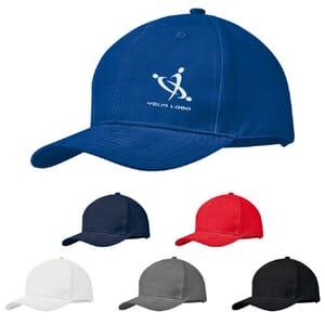Cappellino 6 pannelli TEKAPO