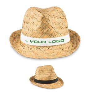 Cappello in paglia MONTEVIDEO