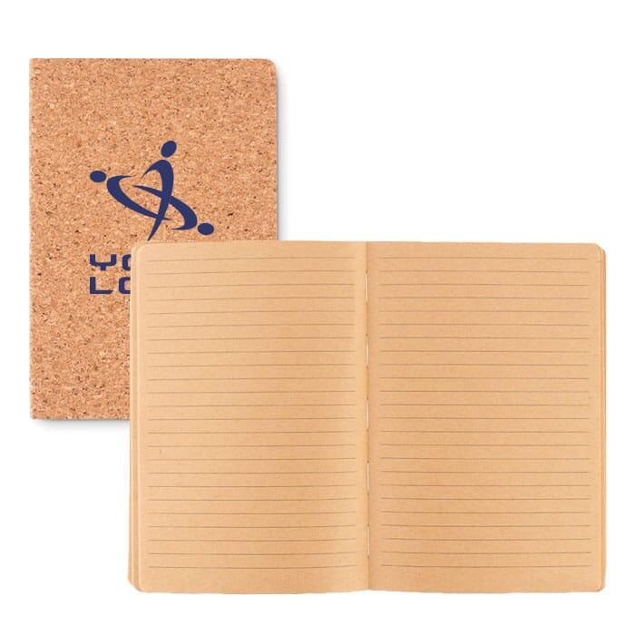 Notebook A5 NOTECORK