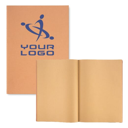 Notebook A5 MID PAPER BOOK