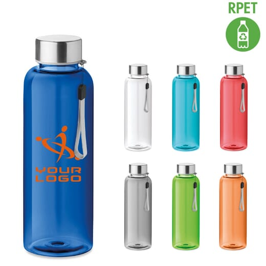 Bottiglia UTAH RPET - 500 ml