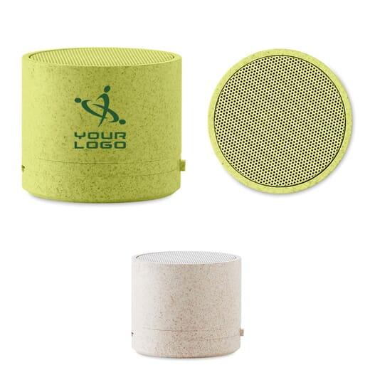 Speaker bluetooth ROUND BASS+ eco