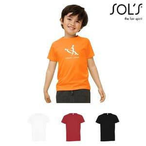 T-shirt  SPORTY KIDS
