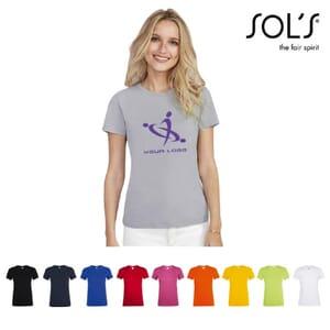 Magliette da donna Sol's REGENT