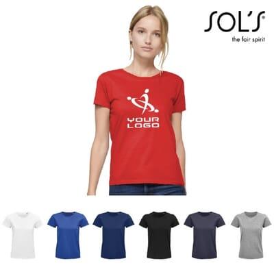 Magliette da donna PIONEER