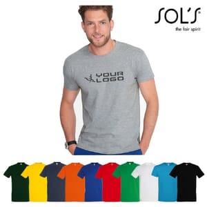 T-shirt da uomo SOL'S IMPERIAL
