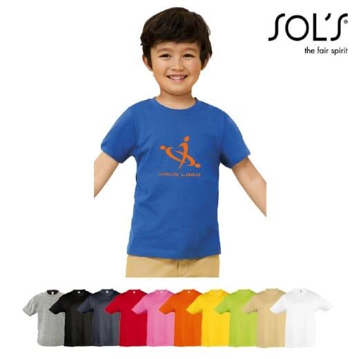 Magliette da bambino REGENT