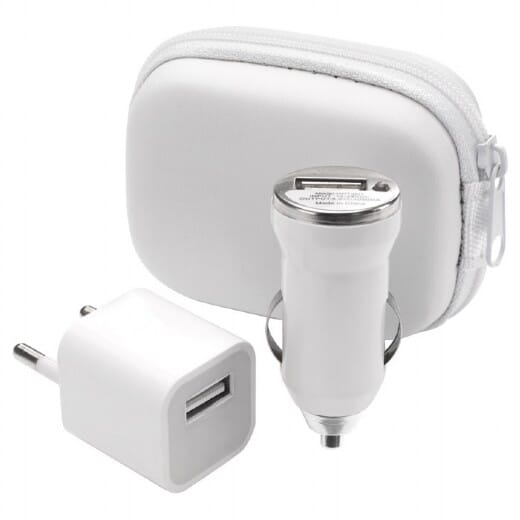 Set caricabatterie Usb Canox - 1