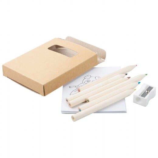 Set matite legno Figgy - 1