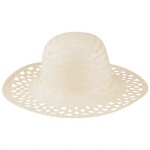 Cappello in paglia Yuca - 1