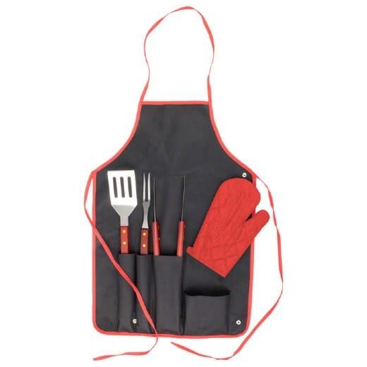 Set barbecue Axon - 1