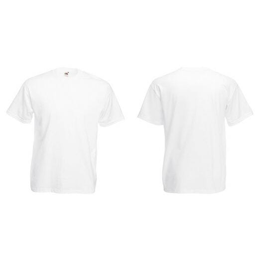 Fruit Of The Loom T-shirt Valueweight - 1