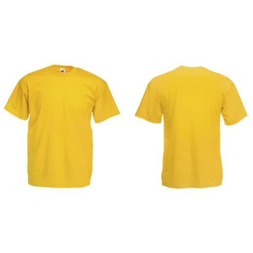Fruit Of The Loom T-shirt Valueweight - 6