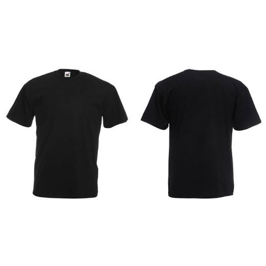 Fruit Of The Loom T-shirt Valueweight - 36