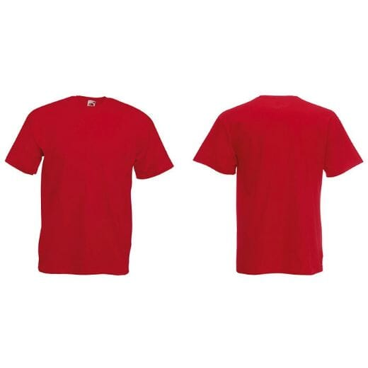 Fruit Of The Loom T-shirt Valueweight - 16