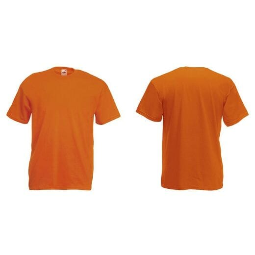 Fruit Of The Loom T-shirt Valueweight - 11