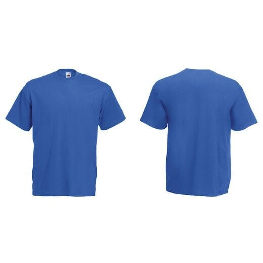Fruit Of The Loom T-shirt Valueweight - 21