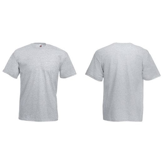 Fruit Of The Loom T-shirt Valueweight - 41