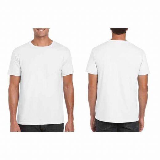 T-shirt GILDAN Soft-Style - UOMO - 6