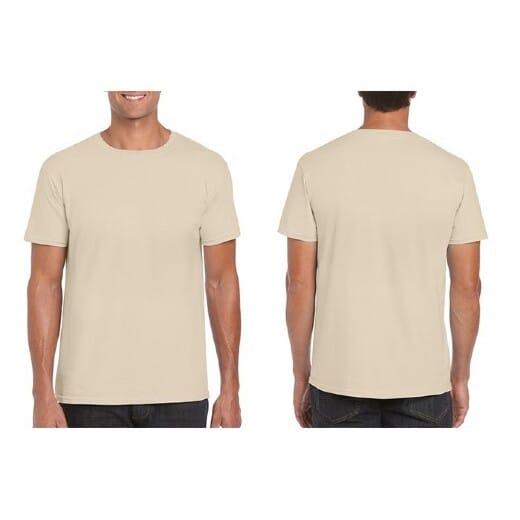 T-shirt GILDAN Soft-Style - UOMO - 1