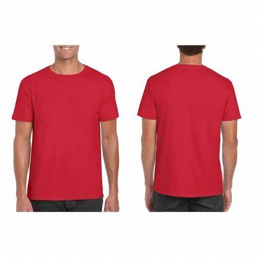 T-shirt GILDAN Soft-Style - UOMO - 21