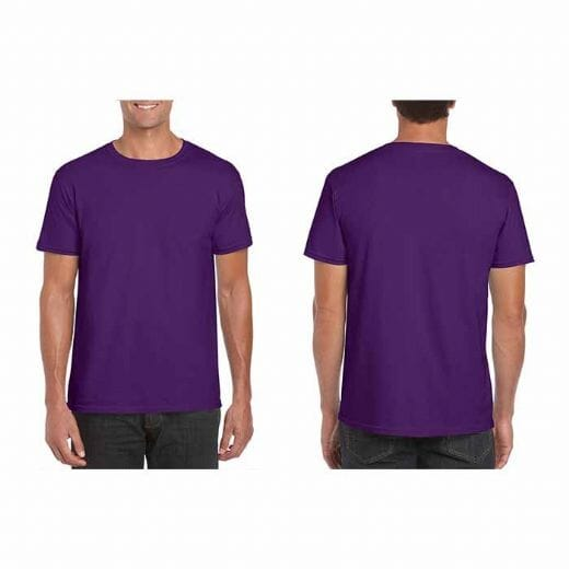 T-shirt GILDAN Soft-Style - UOMO - 41