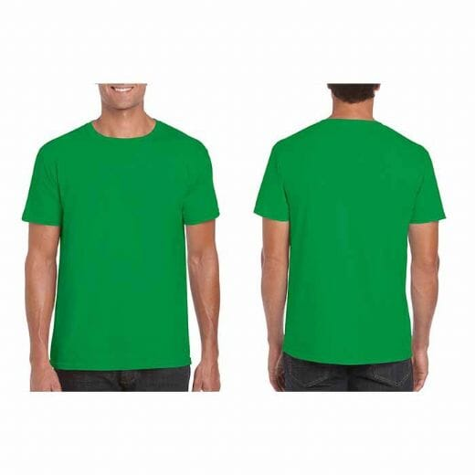 T-shirt GILDAN Soft-Style - UOMO - 56