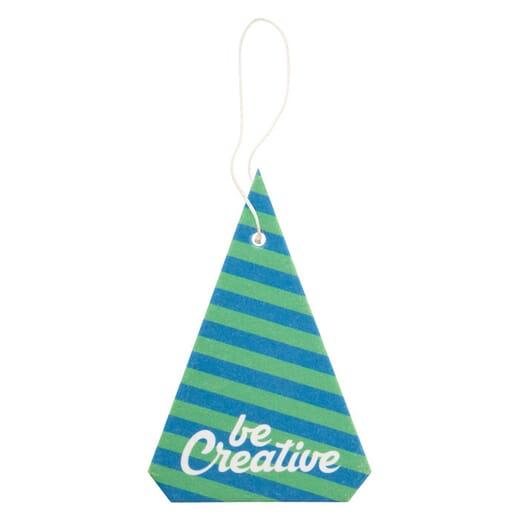 Deodorante auto CreaScent - triangolare - 1