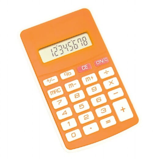 Calcolatrice Result - 1