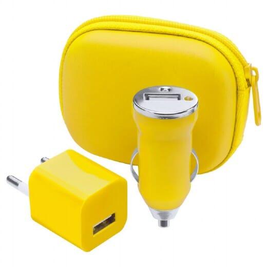 Set caricabatterie Usb Canox - 2