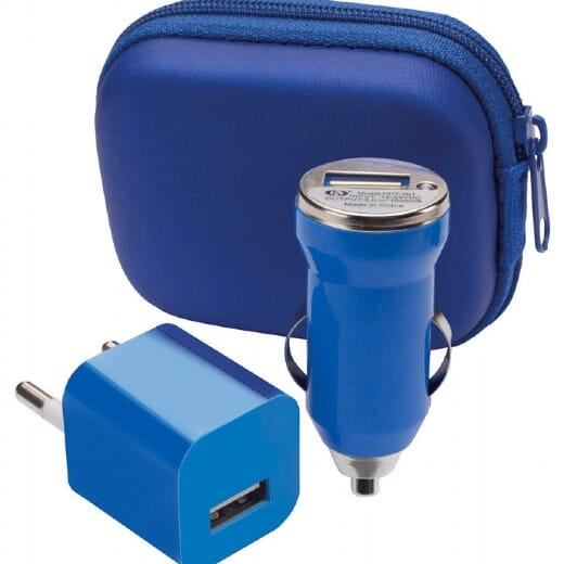 Set caricabatterie Usb Canox - 5