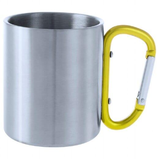 Tazze personalizzabili in metallo BASTIC - 200 ml - 1