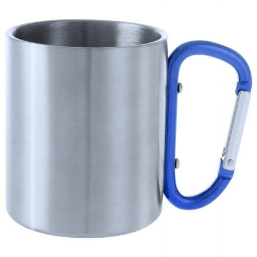 Tazze personalizzabili in metallo BASTIC - 200 ml - 3